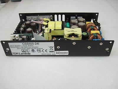 75W 24V 3.2A 1 O//P ENCLOSED TDK LAMBDA LS7524 AC-DC CONV