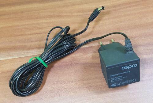 Fuente de alimentación original Siemens Gigaset c39280-z4-c373 sng 20-a 9.5v 300ma aspro