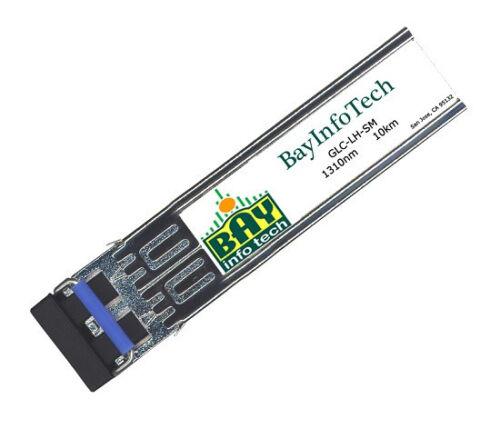 GLC-LH-SM 1000BASE-LX  WaveLenght 1310-nm Distance10Km SFP SM Cisco 3rd Party