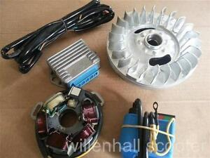LAMBRETTA-12V-ELECTRONIC-IGNITION-SYSTEM-GP-DL-SIL-STATOR-K2-KIT-FREE-LOOM