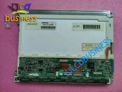 RGB ×480 LCD panel LTM10C027 for TOSHIBA 10.4 inch a-Si TFT-LCD 640
