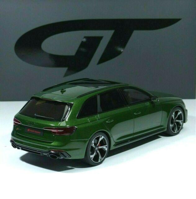 Audi RS4 Avant/Break 2020 Somona- Vert 1:18 GT296 GT Spirit