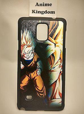 Samsung Galaxy Note 4 IV Anime Phone case  Cute DBZ Cool Goku /& Vegeta