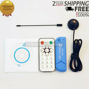 DVB-T-DAB-FM-RTL-SDR-USB-Tuner-Receiver-RTL2832U-R820T2-TV-Stick-Complete-Kit