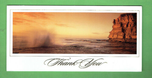 #LL. KEN DUNCAN GREETING CARD THE SKILLION, TERRIGAL, NSW