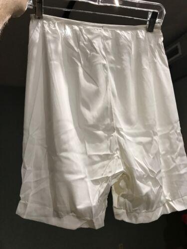 Vtg Jc Penny Silky Sheer 100/% ACETATE Long Leg PANTIES Mormon sz 40 NOS Sissy