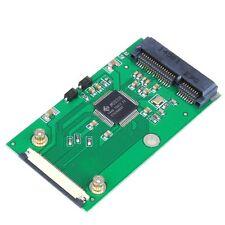 Mini SATA mSATA PCI-E IPOD SSD to 40pin 1.8 Inch ZIF CE Converter Adapter Card