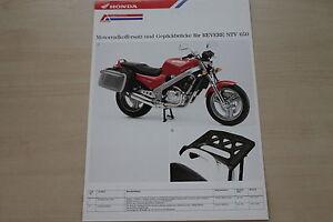 Honda Ntv 650 Revere Koffersatz Prospekt 200? FöRderung Der Produktion Von KöRperflüSsigkeit Und Speichel 170263