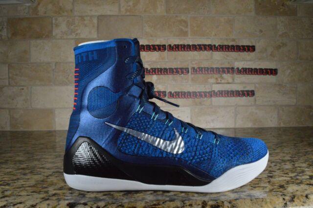 Size 11 - Nike Kobe 9 Elite Brave Blue