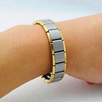 80 Germanium Titanium Energy Bracelet Power Bnagle Pain Relief gift Health Care