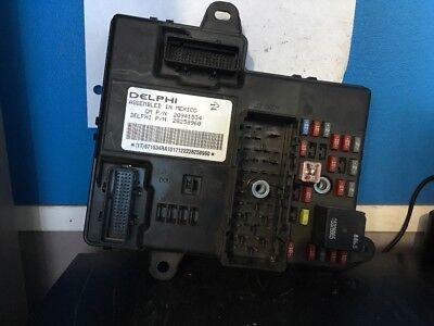 pontiac g6 fuse box location 2007 pontiac g6 body control module  bcm  fuse box p n gm  2007 pontiac g6 body control module