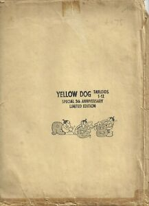 YELLOW-DOG-TABLOIDS-1-12-SPECIAL-5th-ANNIVERSARY-LIMITED-EDITION-R-CRUMB-1973