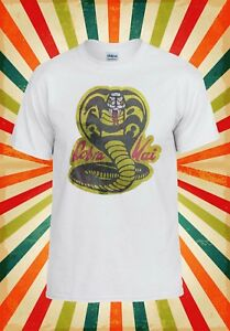 Karate Kid Dojo Cobra Kai Drôle Cool Hommes Femmes Unisexe Top Sweat À Capuche Sweatshirt 114E