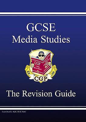 (Good)-GCSE Media Studies: Revision Guide (Paperback)-Richard Parsons-1841463981