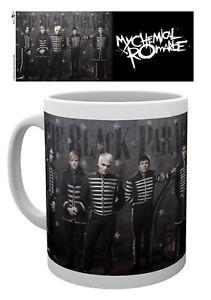 Keramik Tasse Größe Ø8,5 H9,5 Cm My Chemical Romance Black Parade
