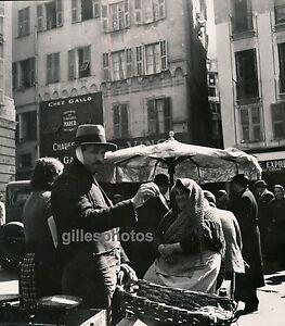 Nice C. 1935 - Marché Aux Poissons Alpes-maritimes - Div 2112 6qxspoyn-07231457-698198639