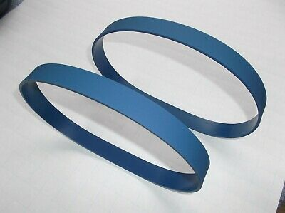 2 BLUE MAX ULTRA DUTY URETHANE BAND SAW TIRES FOR STARTRITE BANDIT 12S10 BANDSAW