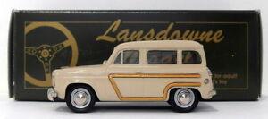 Lansdowne-Modelos-Escala-1-43-LDM20-1956-Ford-Squire-Estate-Beige