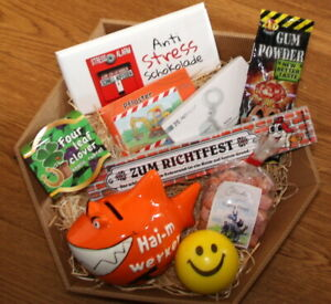 Details zu Umzug Einzug Geschenke Umzugsgeschenke Ideen Hausbau Eigenheim  Home Richtfest