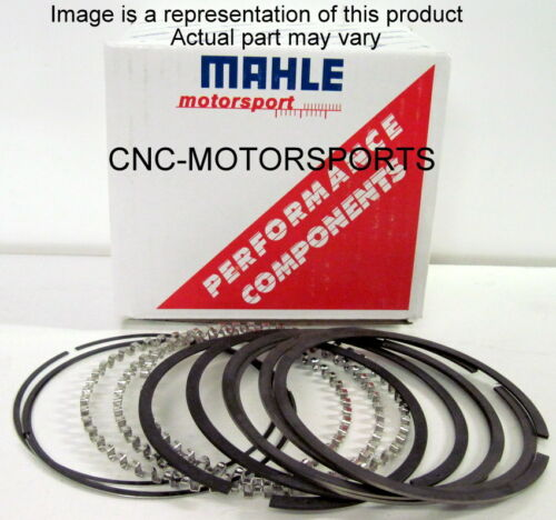 Mahle Performance Piston Ring Set 4190MS 1//16 1//16 3//16 4.185 Bore File Fit