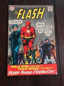 The-Flash-164-November-1966-DC