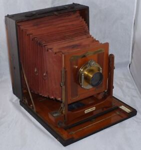 8x10-KING-POCO-Very-Rare-by-Rochester-Camera-amp-Supply-Co-in-1899