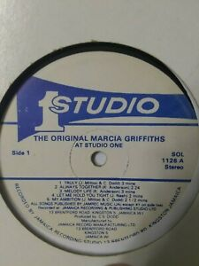 Marcia-Griffiths-At-Studio-One-Vinyl-LP-1980