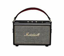 Marshall Killburn 30-watt Portable Bluetooth Speaker w/ Auxiliary Port in Black
