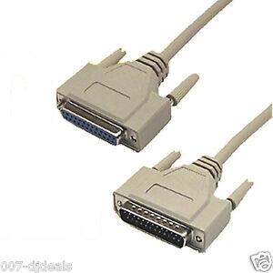 8ft ILDA Laser SHOW Cable PANGOLIN Beyond Quickshow iSHow Phoenix Extension DB25