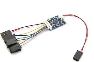 ELE-1x-PPM-Encoder-V2-ein-Kabel-an-Naze-CC3D-Pixhawk-APM-PX4