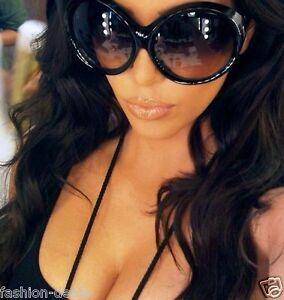 Sunglasses-OVERSIZED-Round-Circle-SHIELD-Large-Lens-Women-Ali-Celebrity-XXL-MASK