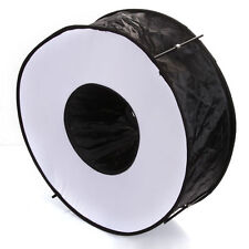 "45cm/18"" Portable Mini Small Little Round Soft Box Flash Light for Canon/Sony"
