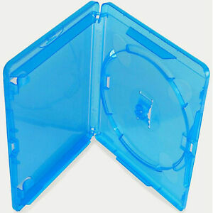 Blu Ray Case 15mm Spine (Single Disc) - Genuine AMARAY *FAST UK DISPATCH*