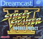Street Fighter 3 Double Impact (Sega Dreamcast, 2000) - European Version