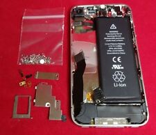 iPhone 4S Genuine OEM Middle Bezel Frame Midframe Chassis Housing Parts Assembly