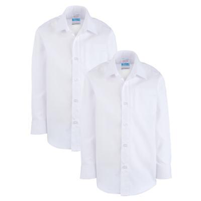 John Lewis Boys Short Sleeved School Shirts BNWT Age 16
