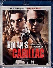 NEW BLU-RAY  // STEPHEN KING // DOLAN'S CADILLAC  // CHRISTIAN SLATER,