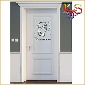 ♥♥ Aufkleber Sticker Möbel Tür Wandtattoo Bad Badezimmer Dusche 19 ...