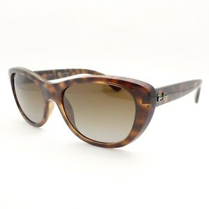 09e83db430 Ray Ban 4227 710 T5 Havana Polarized New Authentic Sunglasses ...