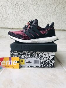 d94389cfa02fa Adidas UltraBoost Chinese New Year 3.0 Black CNY Men s size 8