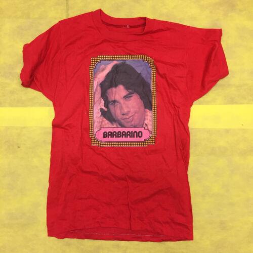 Vinny Barbarino John Travolta Graphic Mens Red 198