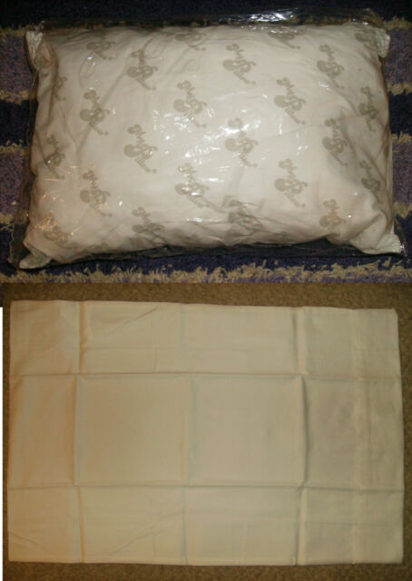 2pc Go Anywhere My Pillow White Case 12 X 18 Wash Dry As