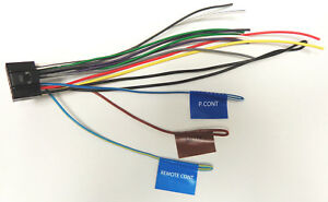 kenwood original wire harness dpx791bh dpx592bt dpx702bh. Black Bedroom Furniture Sets. Home Design Ideas