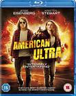 American Ultra Blu-ray - DVD 4qvg