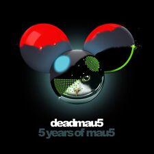 5 Years of Mau5 by Deadmau5 (CD, Nov-2014, 2 Discs, Ultra)