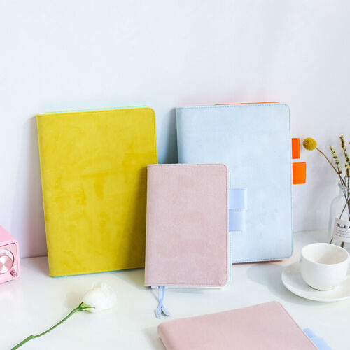 A5 A6 Multicolor Theme Creative Lovely Journal Cover Hobonichi Style