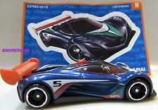 HOT WHEELS 2017 #11 MAZDA FURAI