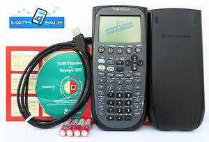 Topmoderne Texas Instruments TI-89 Titanium Graphing Calculator, TI89, TI89T LP-09