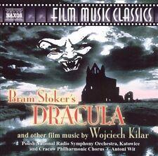 Bram Stoker's Dracula and Other Film Music by Wojciech Kilar, New Music