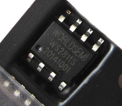 10Pcs WS2811S WS2811 SOP-8 WORLDSEMI CHIP IC NEW